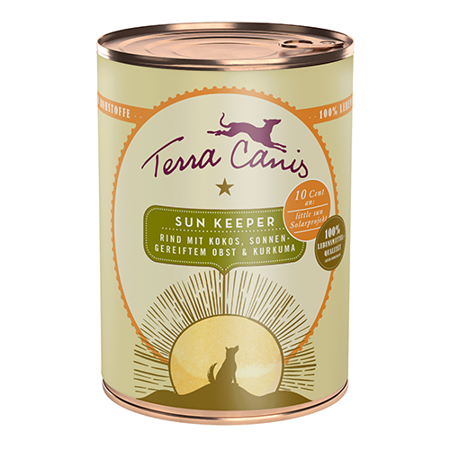 Terra Canis Save the Planet Sun Keeper