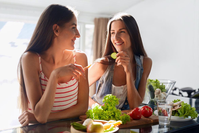 Yummy Veggie! 50vegetarische Rezepte für Teens. Mit Nährwertangaben zu jedem Gericht
