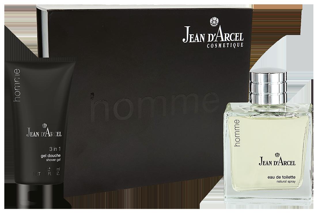 JEAN D'ARCEL Geschenkedition homme