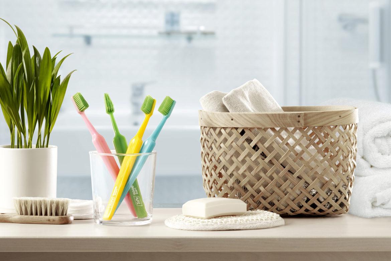 Grüne Zahnpflege wird bunt! – TePe GOOD™ jetzt in vier Farben erhältlich