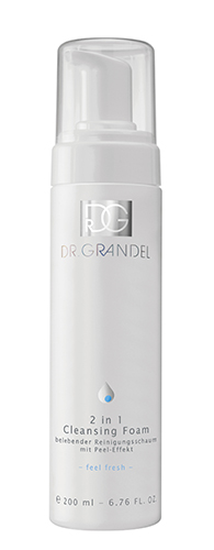 DR. GRANDEL 2 in 1 Cleansing Foam