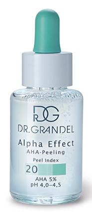 DR. GRANDEL Alpha Effect AHA Peeling