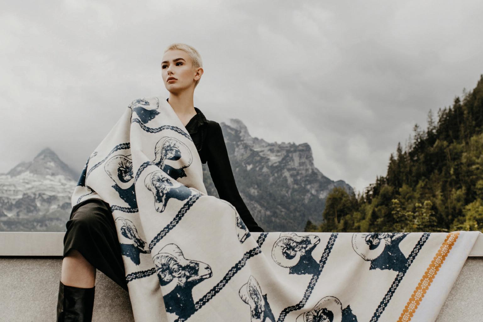 Der Berg ruft – Capricorn-Decke von PAD