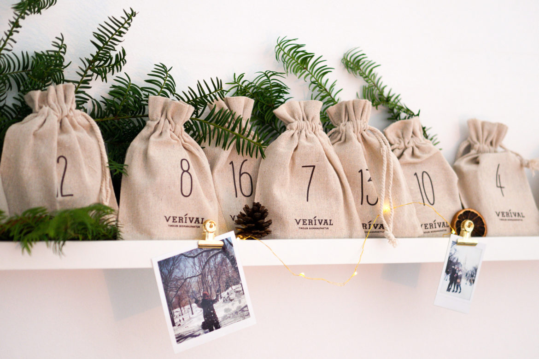 Verival Adventskalender – 24 Adventsmorgen voller Energie