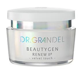 DR. GRANDEL BEAUTYGEN RENEW II2 – velvet touch –