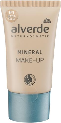 alverde NATURKOSMETIK Mineral Make-up