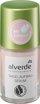 alverde NATURKOSMETIK Nagelaufbauserum mit Calcium