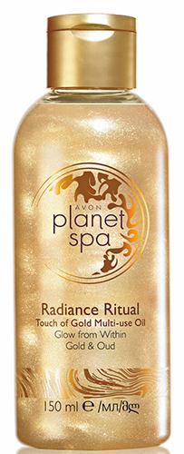AVON Planet Spa Radiance Ritual Körper-, Bade- und Haaröl