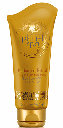 AVON Planet Spa Radiance Ritual Peel-off-Maske