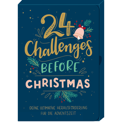 24 Challenges before Christmas