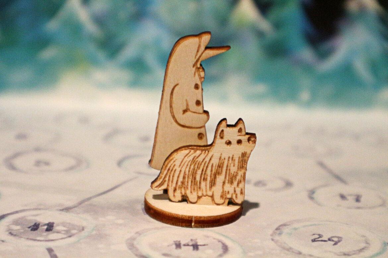 Schnauzberts Winterreise – Der interaktive Adventskalender für Mensch und Hund