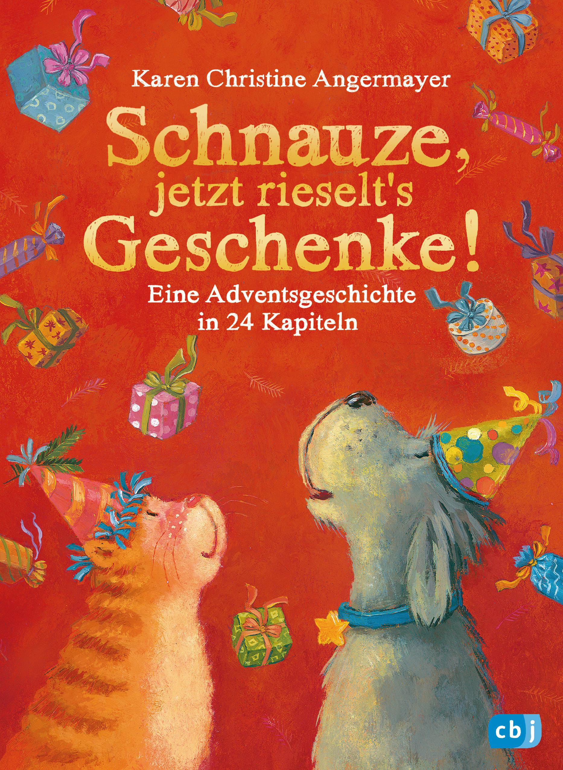 Schnauze, jetzt rieselt's Geschenke! (Cover)
