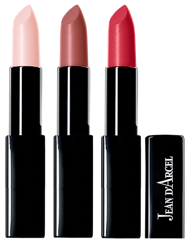 JEAN D'ARCEL natural glow lip color