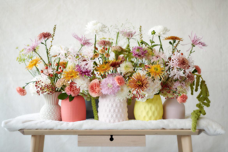 Bouquet-Guide: Ein Blumenstrauß für jede Jahreszeit