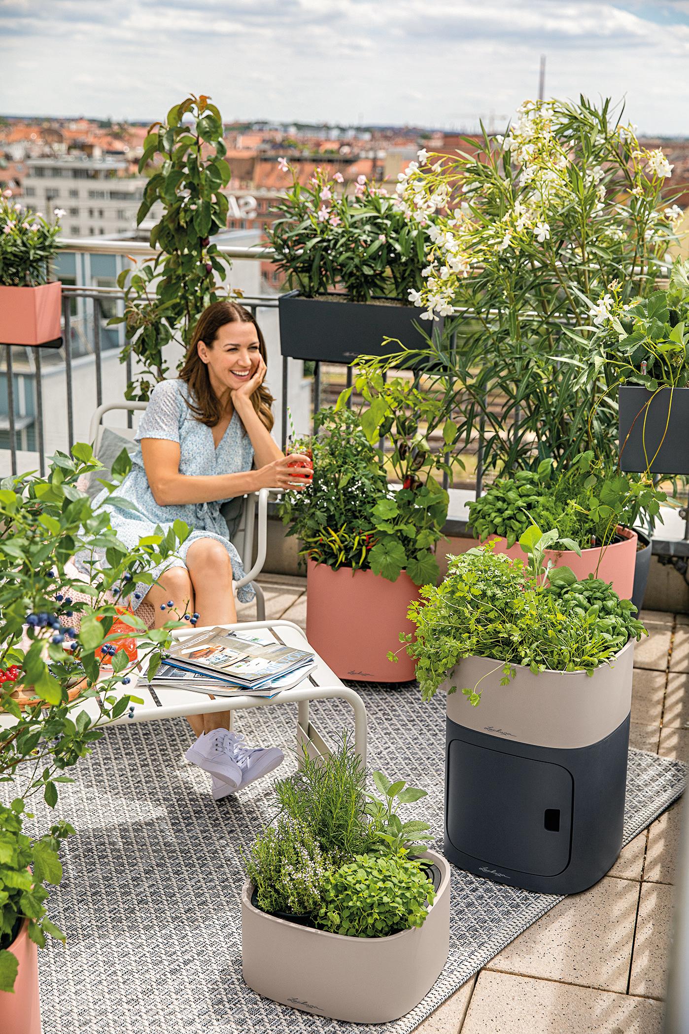 Mit PILA wird der Traum vom eigenen Naschgarten Wirklichkeit