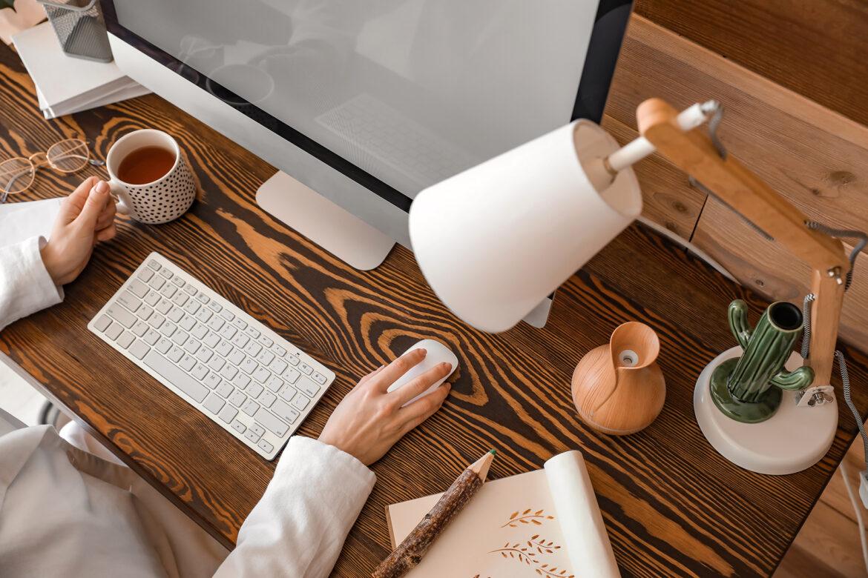 Die besten Tipps fürs Homeoffice aus der Aromatherapie