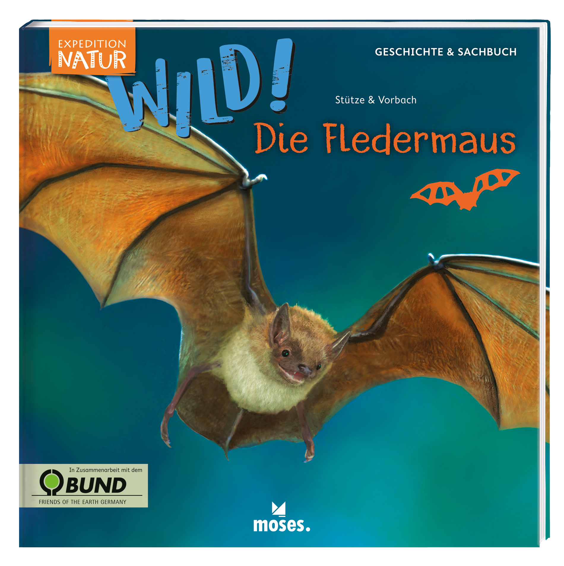 Expedition Natur: WILD! Die Fledermaus