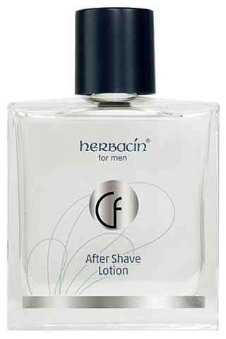 Herbacin for men Camouflage After Shave Lotion