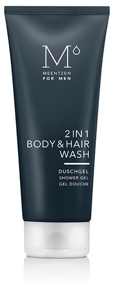 MEENTZEN FOR MEN 2 in 1 Body & Hair Wash Duschgel