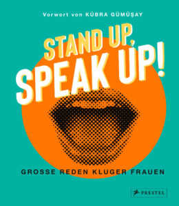 Stand up, Speak up!