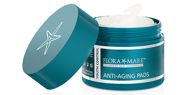 FLORA MARE YOUTH CONTROL ANTI-AGING PADS