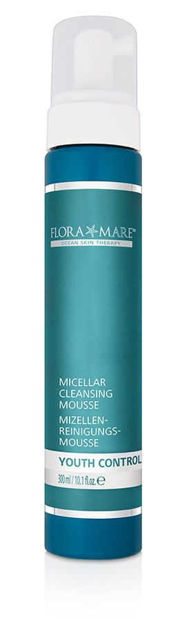 FLORA MARE YOUTH CONTROL MICELLAR CLEANSING MOUSSE