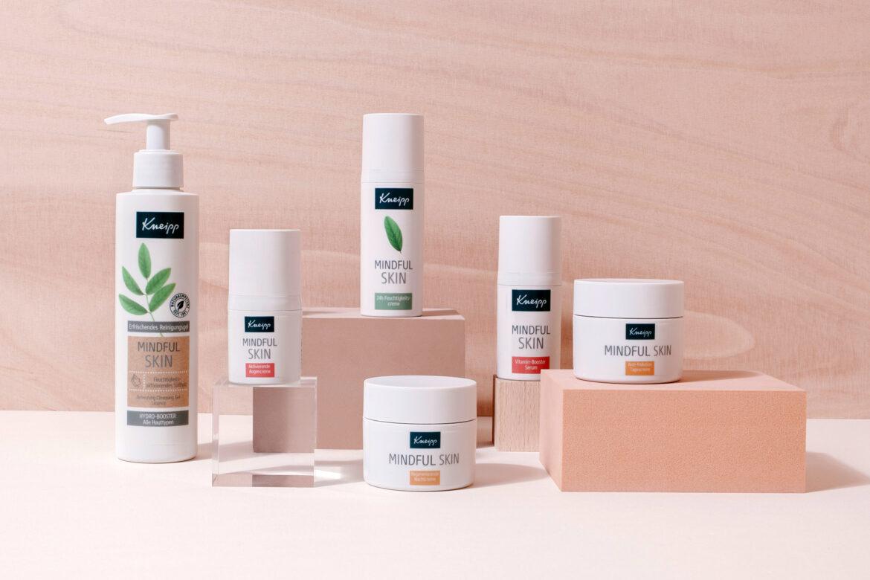 Neue Produktreihe Mindful Skin: Innovative Gesichtspflege mit nachhaltiger Verpackung von Kneipp