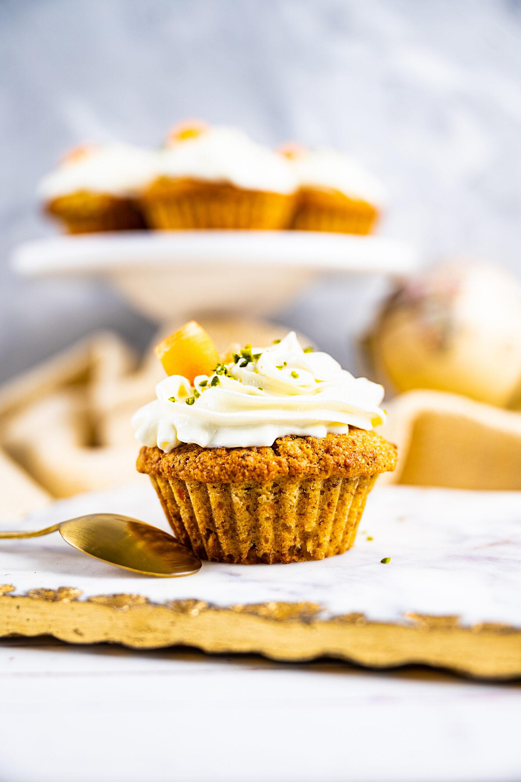 Die Schweiz lässt grüßen: Rübli-Cupcakes