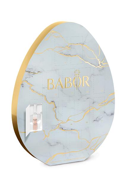 Jetzt das BABOR Ampullen Osterei mit der neuen Precious Collection erleben!