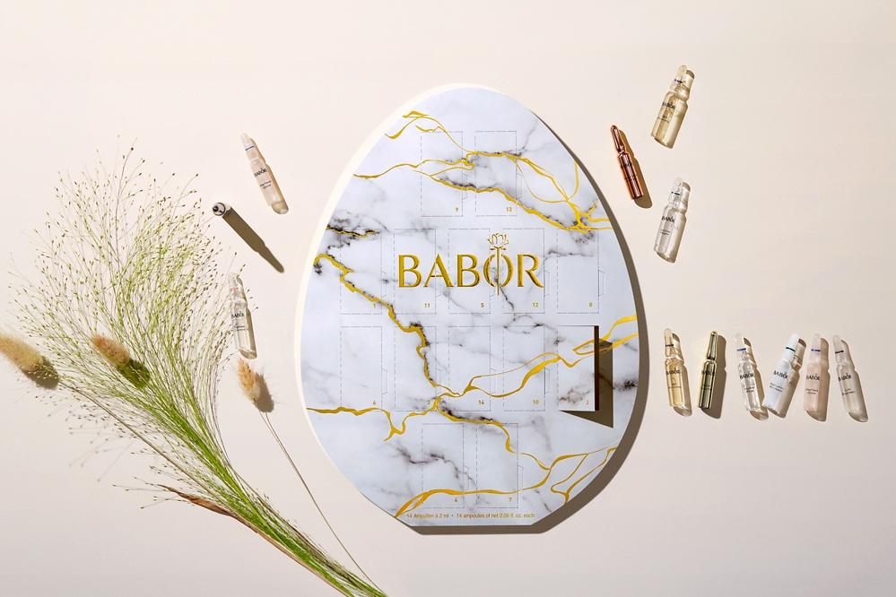 Schöne Ostern mit dem BABOR Ampullen Osterei