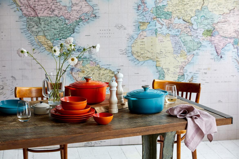 Taste Adventure – Fernwehküche mit Le Creuset