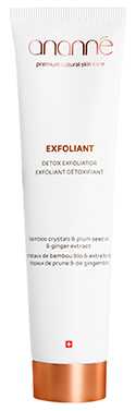 ananné EXFOLIANT Detox Exfoliator