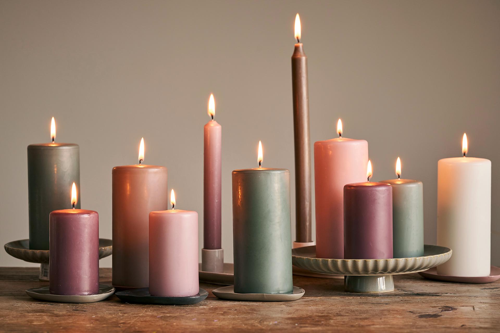 Kerzen machen ein Zuhause erst behaglich