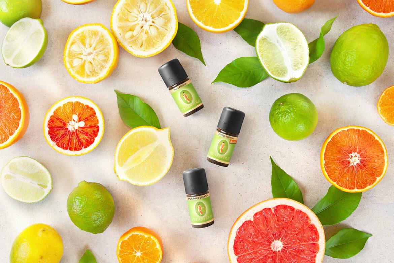Sauber, duftend, ganz natürlich: Putzen mit ätherischen Ölen