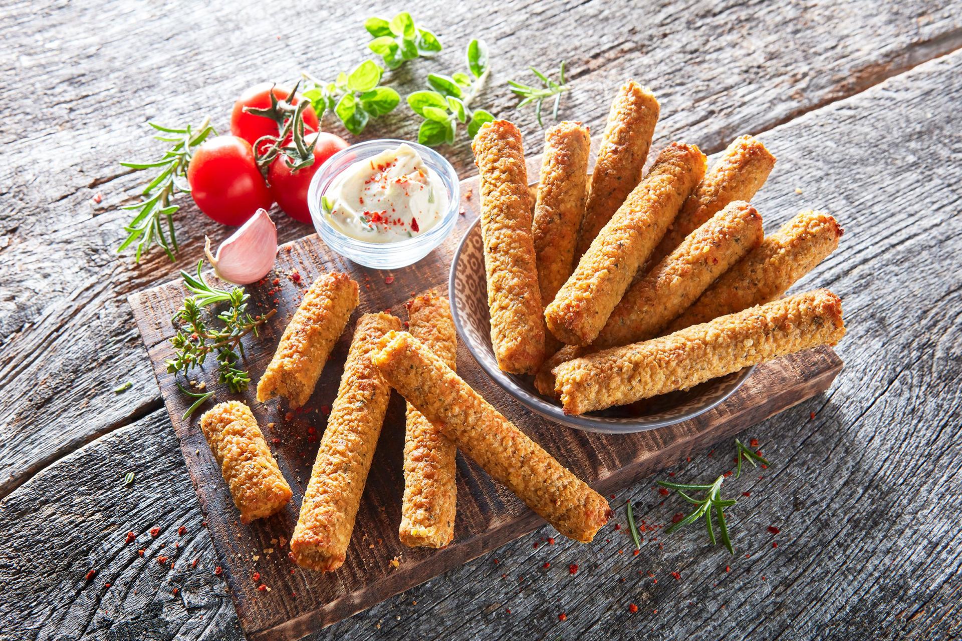 Vegani Sticks Balkan von Dermaris