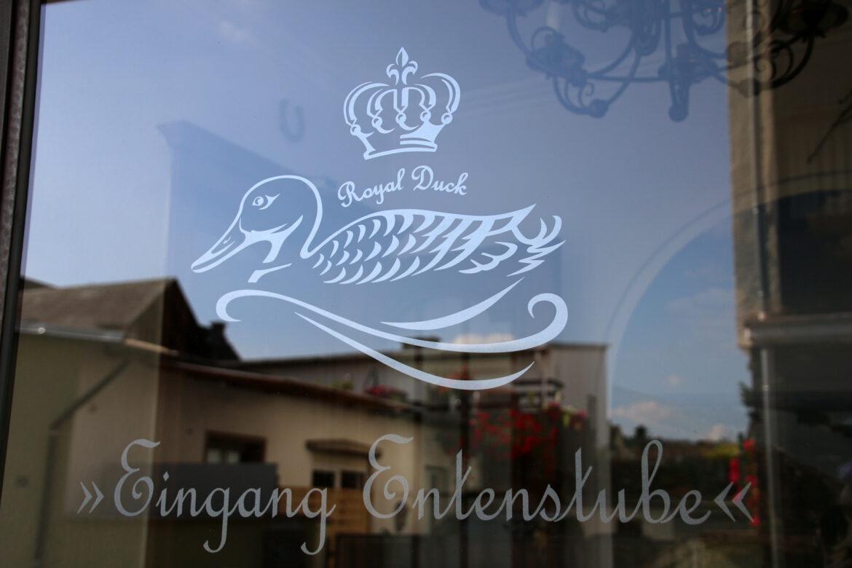 Neueröffnung der Entenstube im Herzen von Rüdesheim am Rhein