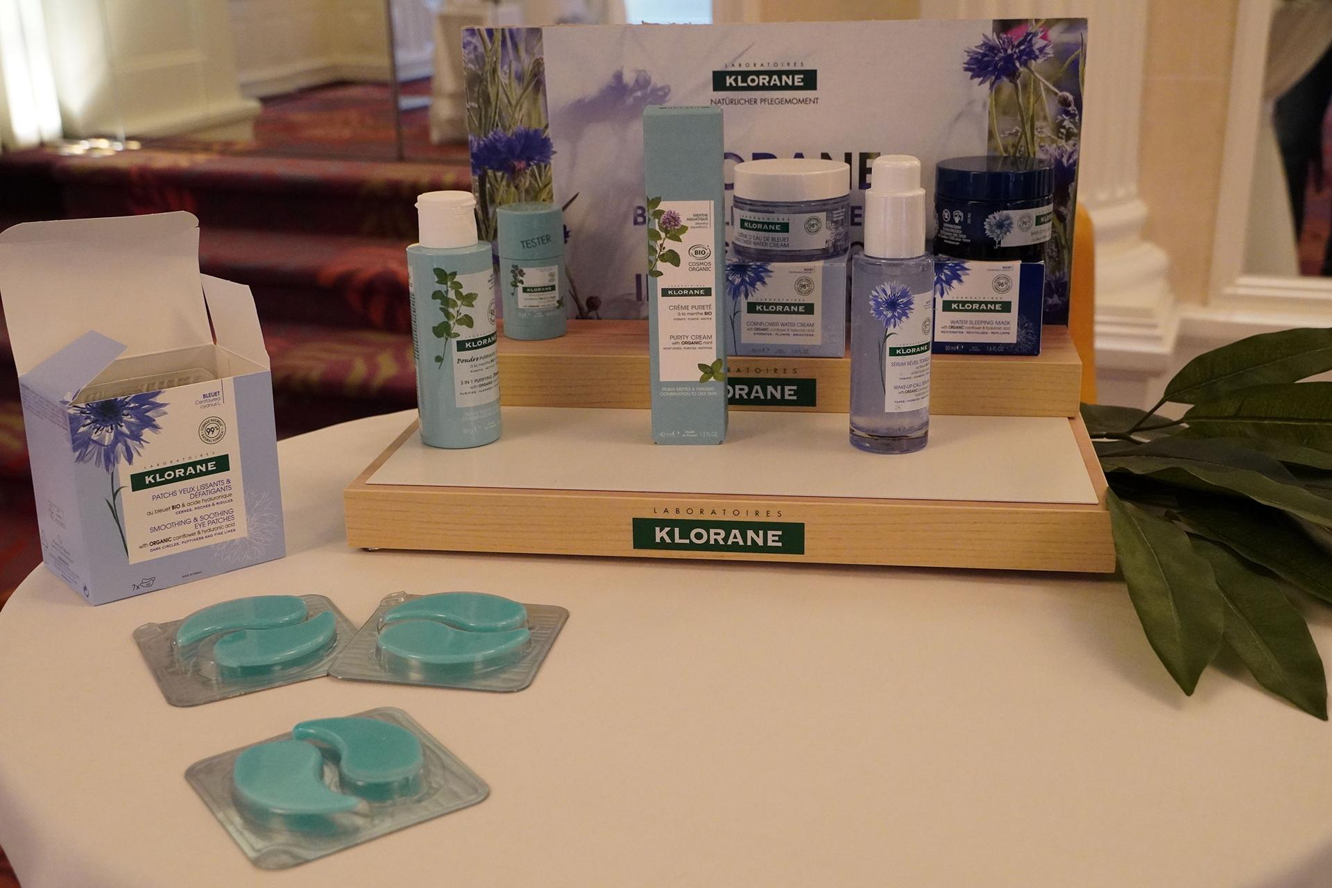 Wegweisend: Die »waterless«-Gesichtspflege von KLORANE