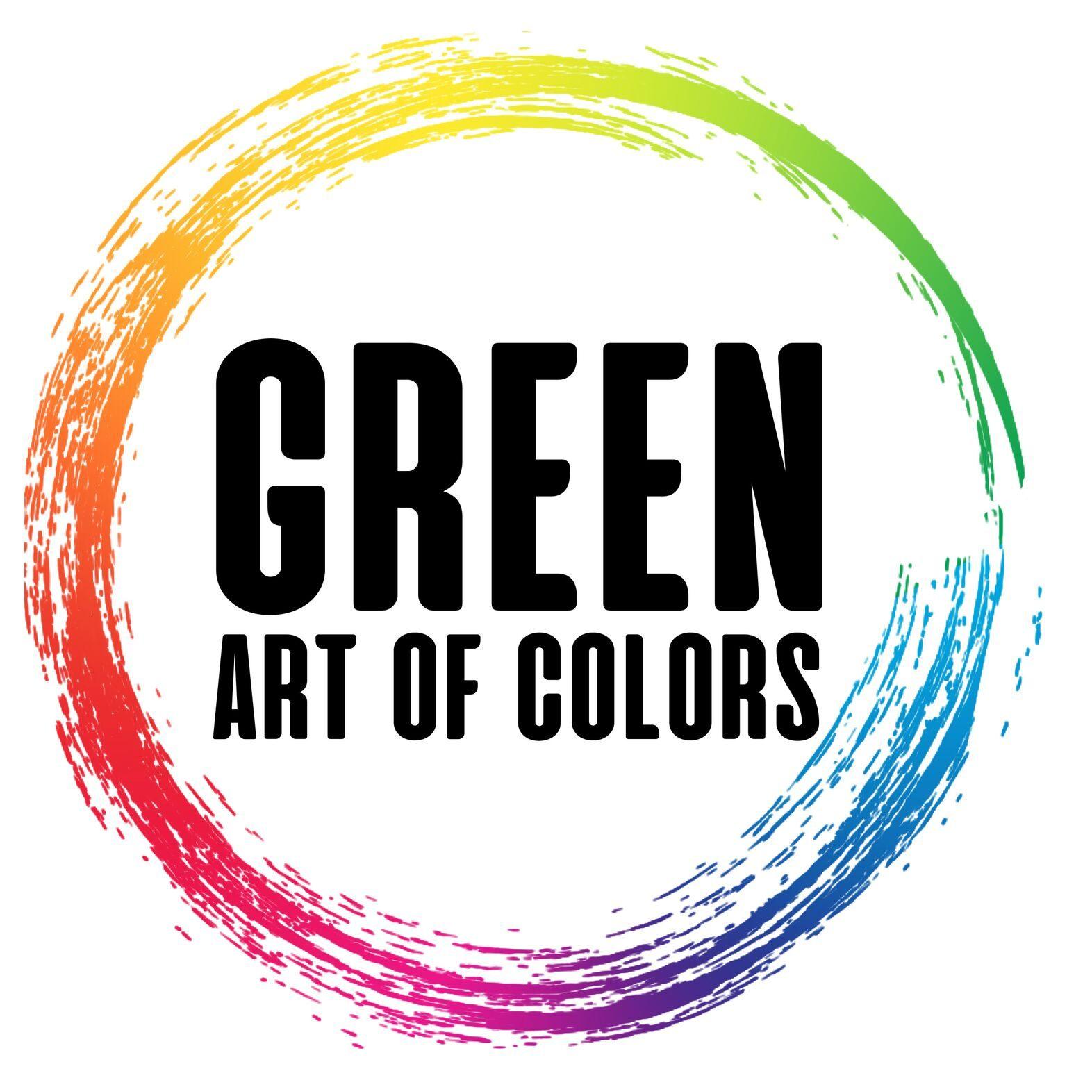 Green Art of Colors