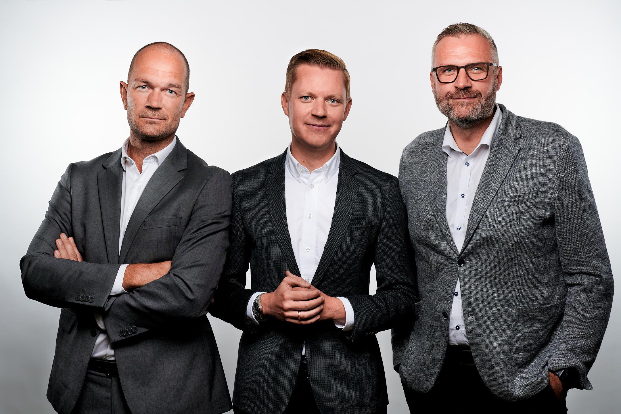 Kristian Ravn – Kristian Jacobsen – Jesper Larsen