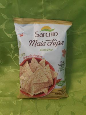 Mais chips 55 gr.