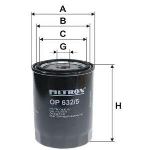 FILTRON Oliefilter ( Kia, Hyundai )