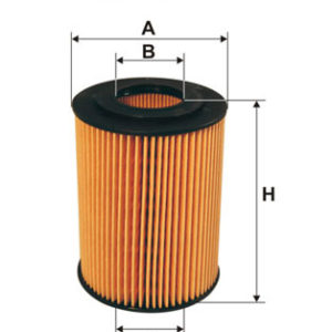 FILTRON Oliefilter ( Mercedes-Benz, Jeep )