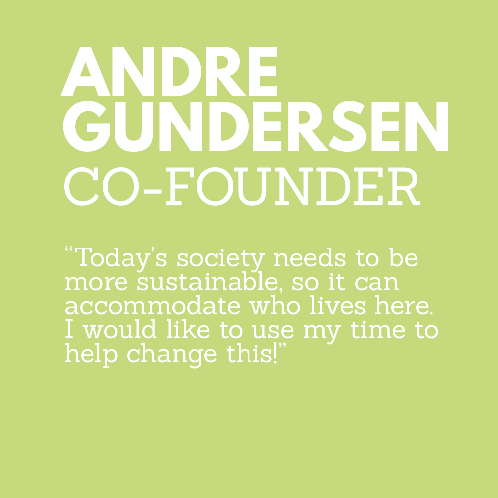 Andre Co Founder