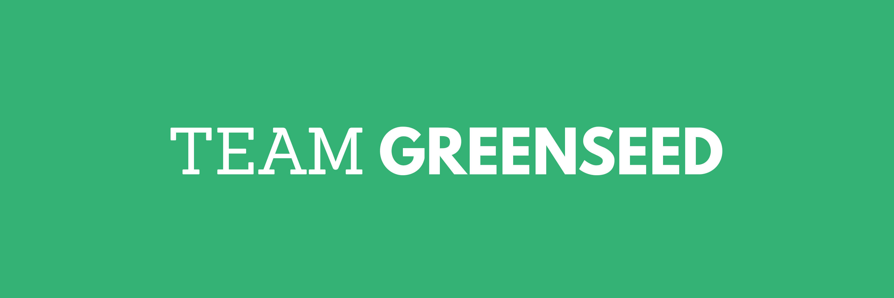 Team-Greenseed