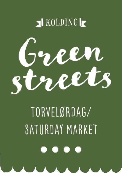 Kolding Green Streets Torvelørdag / Saturday Market
