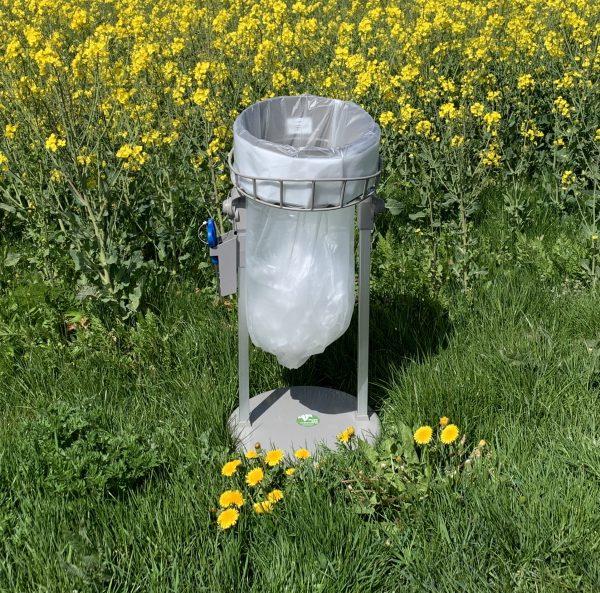 Miljøvenlig affaldshåndtering for naturens skyld
