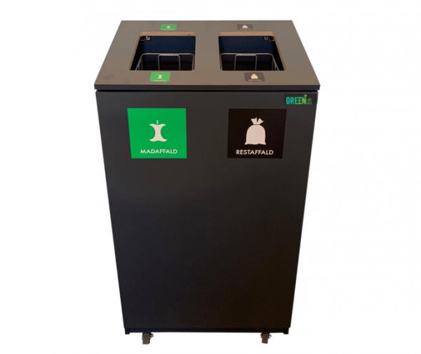 GreenCare 2 affaldsskab