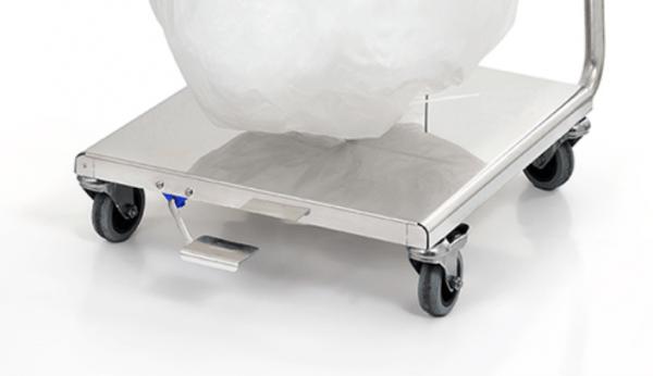 Pedal Maxi dynamisk affaldsstativ