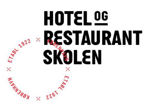 Hotel og restaurantskolen logo