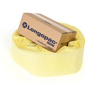 gul affaldspose